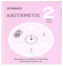 ROD & STAFF ARITHMETIC T.M. 3-5