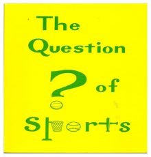 The Question of Sports