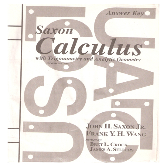 calculus with analytic geometry 2nd edition pdf