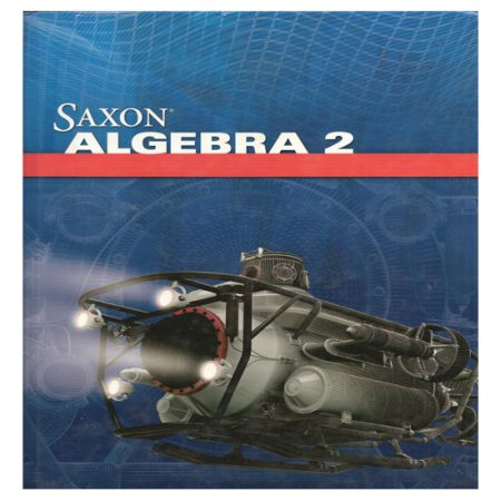 SAXON ALGEBRA 2 TEXT