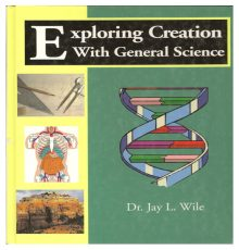 APOLOGIA GENERAL SCIENCE 1ST ED