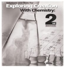 APOLOGIA CHEMISTRY SOL & TSTS
