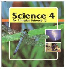BOB JONES SCIENCE 4 TEXT