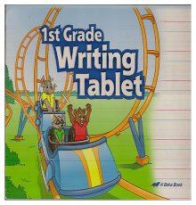 ABELA 1ST GR WRITING TABLET