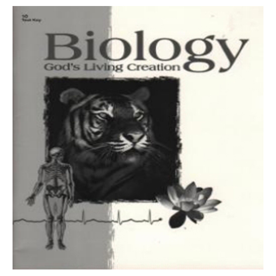 ABEKA BIOLOGY TEST KEY