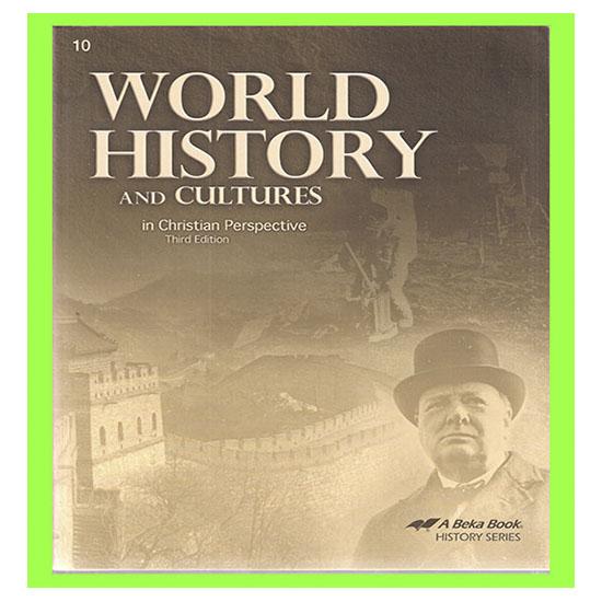 ABEKA HISTORY SET 3rd EDITION - Second Harvest Curriculum